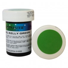 Гель-фарба Base Color Chefmaster Kelly Green 28грам